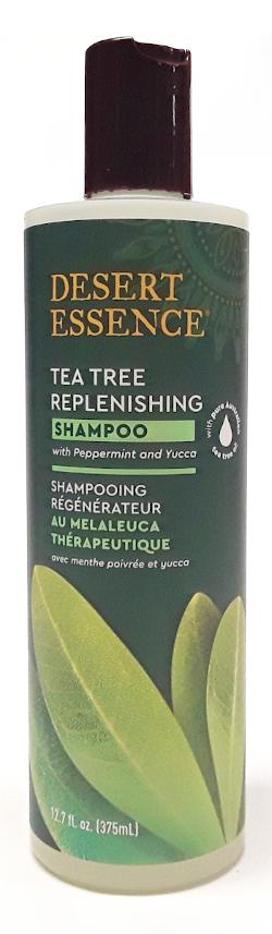Desert Essence Tea Tree Replenishing Shampoo main