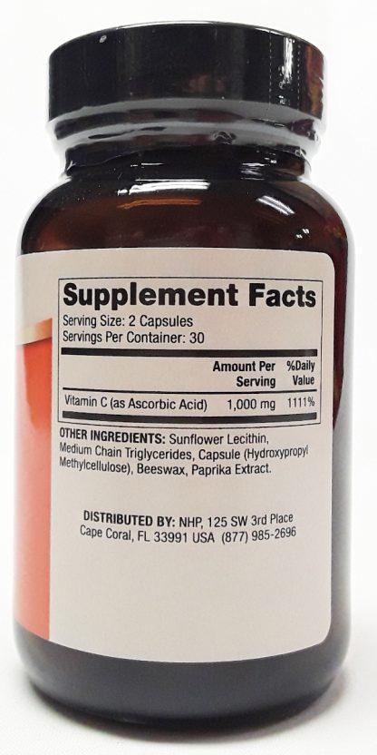 Dr. Mercola Liposomal Vitamin C 60 capsules (2)