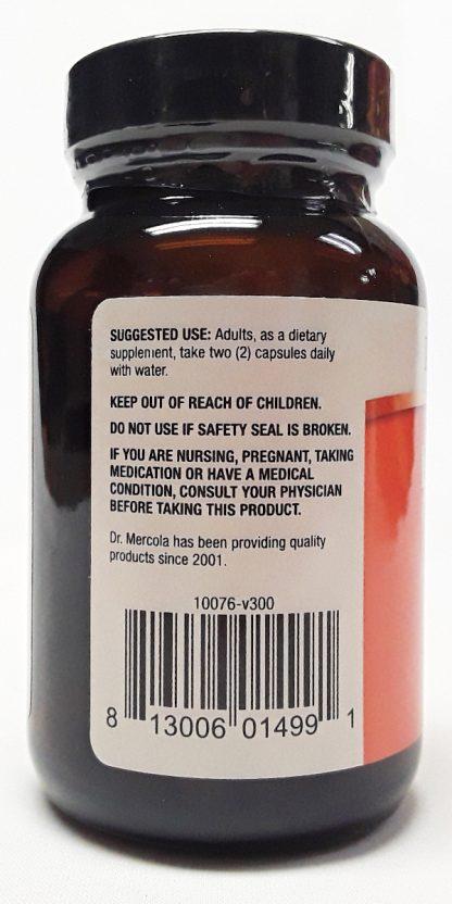 Dr. Mercola Liposomal Vitamin C 60 capsules (3)