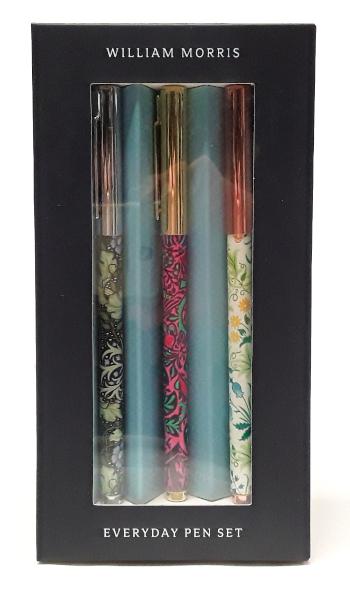 Galison William Morris Everyday Pen Set main
