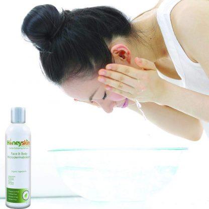 HoneySkin Face & Body Microdermabrasion product image 05