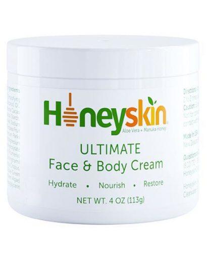 HoneySkin Ultimate Face & Body Cream Product image 01