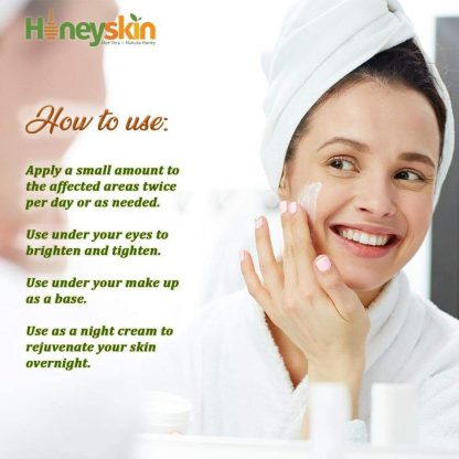 HoneySkin Ultimate Face & Body Cream Product image 04