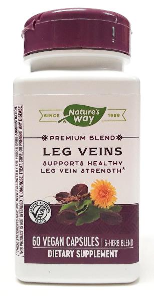 Nature's Way Leg Veins 60 caps Product Image View Main
