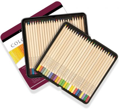 STUDIO SERIES DELUXE COLORED PENCIL SET (SET OF 50) Image 2