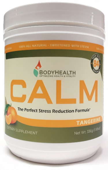 BodyHealth CALM Tangerine 11.85 OZ main