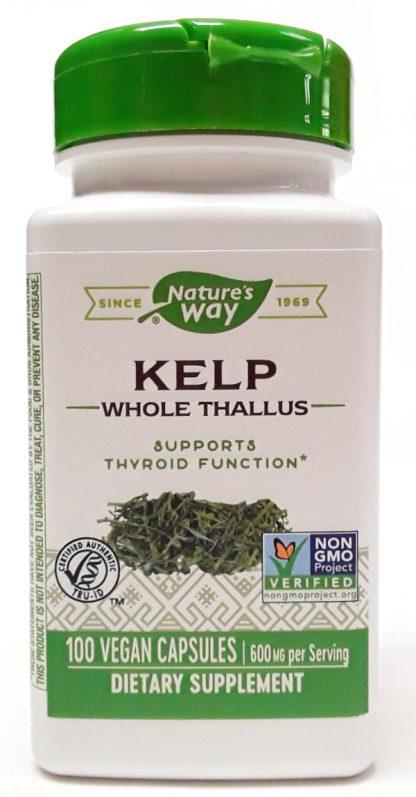 Nature's Way Kelp (1)