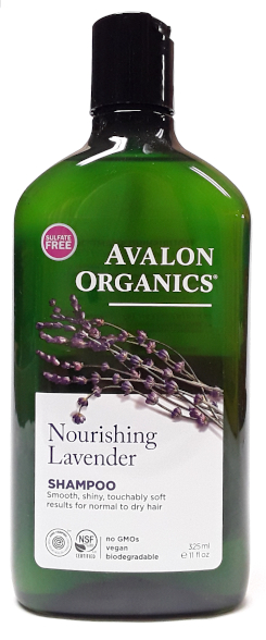 Avalon Organics Nourishing Lavender Shampoo, 11oz. main