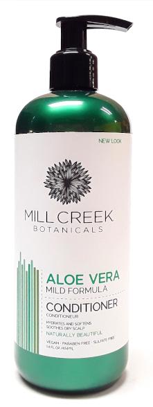 Mill Creek Botanicals Aloe Vera Conditioner 14oz main product image