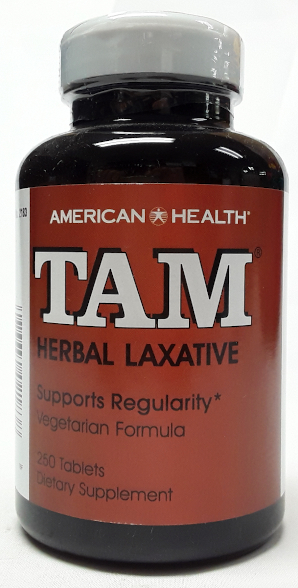 American Health Tam® Herbal Laxative main