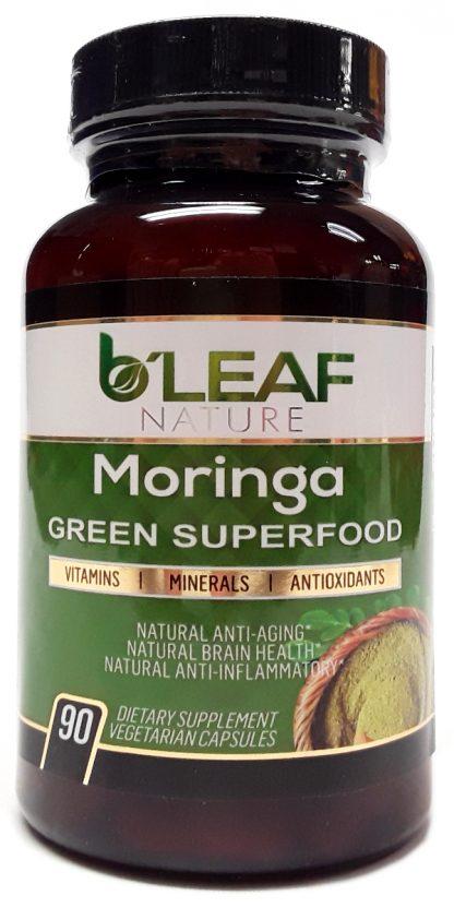 B'Leaf Nature Moringa Green Superfood (1)