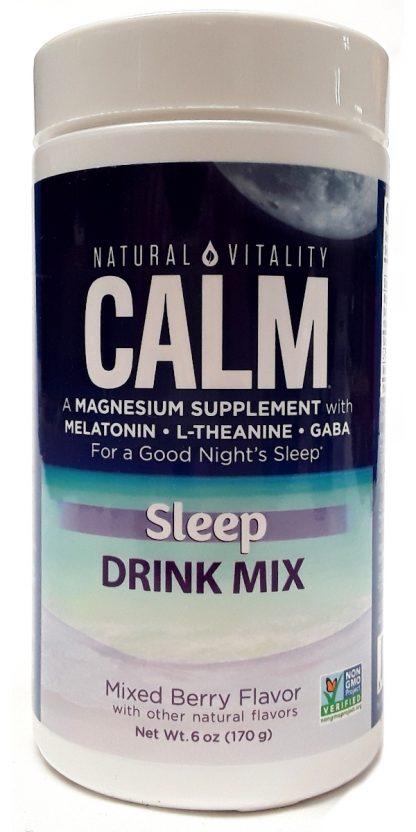 Natural Vitality CALM® Sleep 6oz (1)