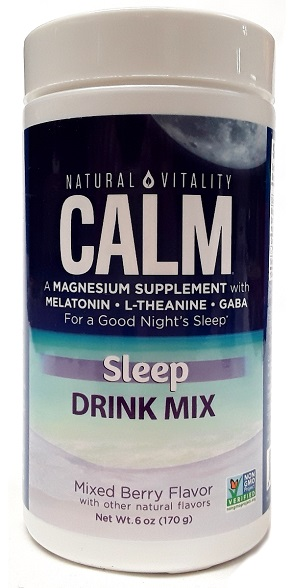 Natural Vitality CALM® Sleep 6oz main