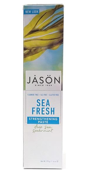 Jason Sea Fresh® Strengthening Tooth Paste Deep Sea Spearmint 6oz main