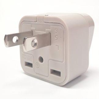 Universal to USA Power Plug Adapter Female main