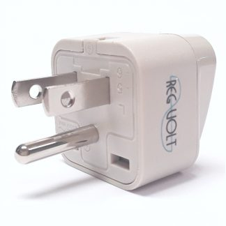 Universal to USA Grounded Adapter Male main