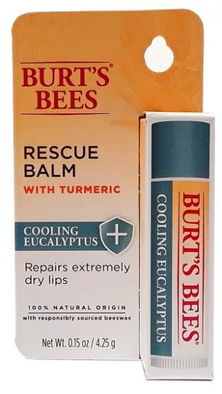 Burt's Bees Cooling Eucalyptus Rescue Balm main