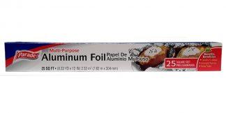 Parade Multi Purpose Aluminum Foil 25 Sq Ft main