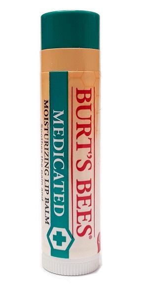 Burt's Bees Medicated Lip Balm main