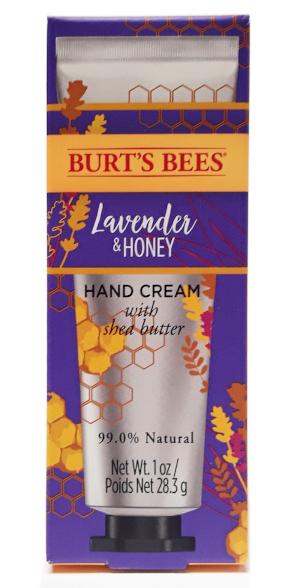 Burt's Bees Lavender & Honey Hand Cream 1oz main