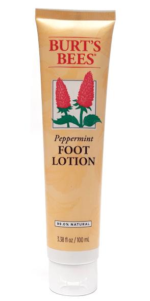 Burt's Bees Peppermint Foot Lotion 3.3 oz main