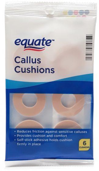 Equate Callus Cushions, 6 Cushions main