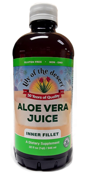 Lily of the Desert Aloe Vera Juice 32 fl oz. main