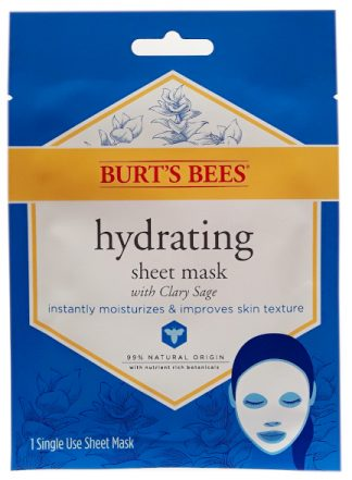 Burt's Bees Hydrating Sheet Mask main