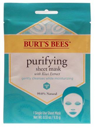 Burt's Bees Purifying Face Sheet Mask main