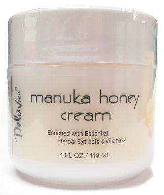 Deluvia Manuka Honey Cream 4 fl oz main