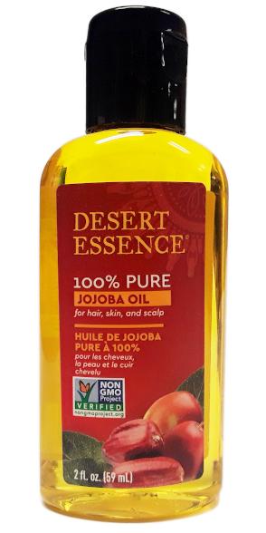 Desert Essence 100% Pure Jojoba Oil 2oz main