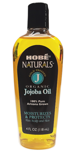 Hobe Naturals Organic Jojoba Oil 4 fl oz main