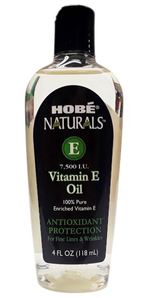 Hobe Naturals Vitamin E Oil 7,500 IU 4 fl oz main