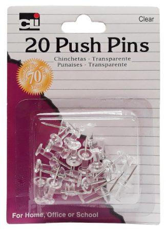 CLI 20 Push Pins main